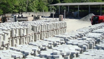 A Empresa - Campos Artefatos de Cimento
